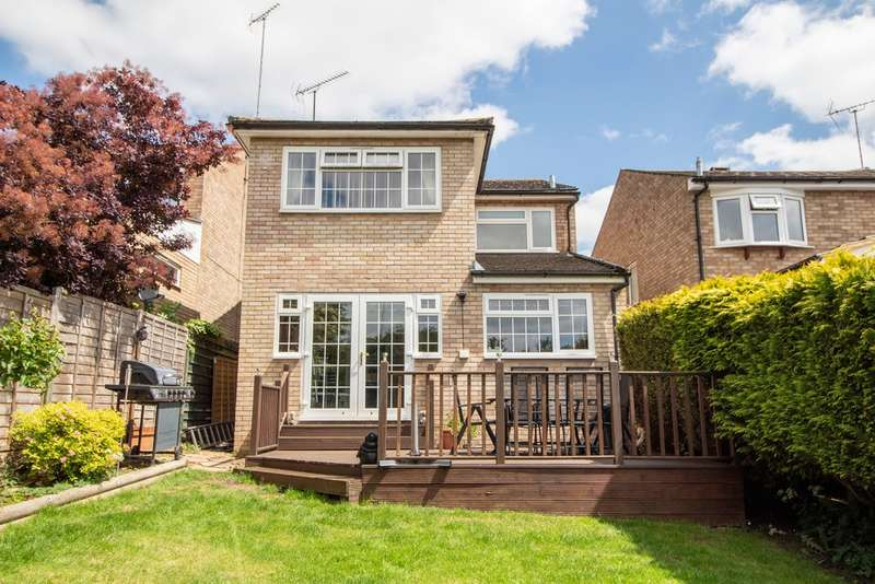 3 Bedrooms Detached House for sale in Hazelmere Road SG2