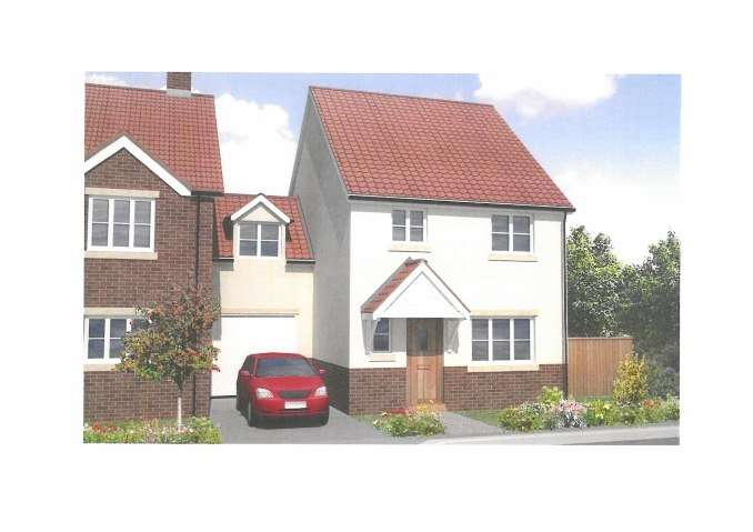 Property for sale in Durleigh Road, Bridgwater