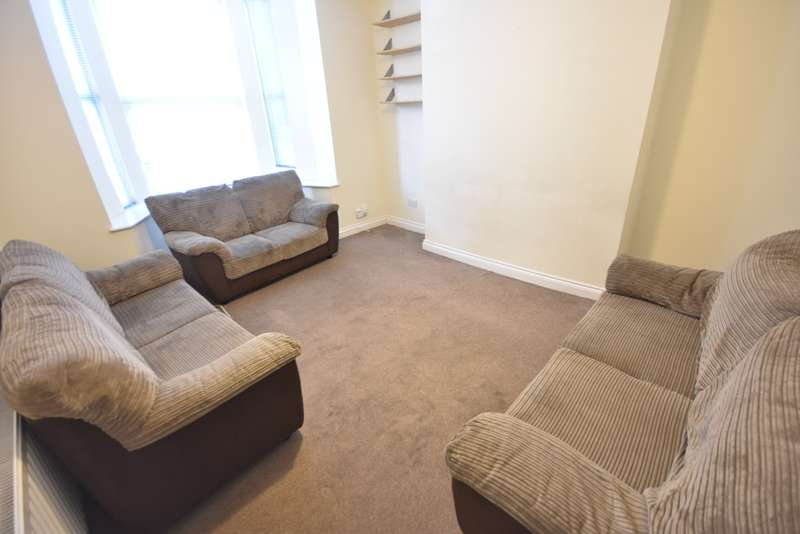 8 Bedrooms Terraced House for rent in Lily Avenue, Jesmond, NE2 2SQ