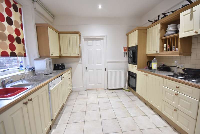 8 Bedrooms Terraced House for rent in Fern Avenue, Jesmond