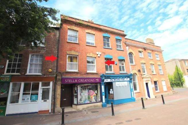 Property for sale in High Street, Taunton