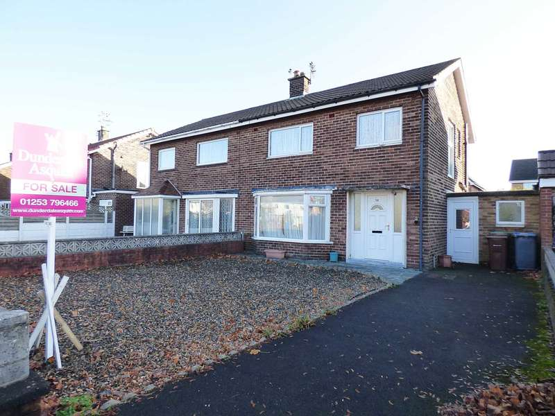 3 Bedrooms Semi Detached House for sale in Preston Road, Lytham