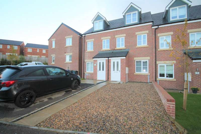 3 Bedrooms Property for sale in Peppercorn Close, Shildon