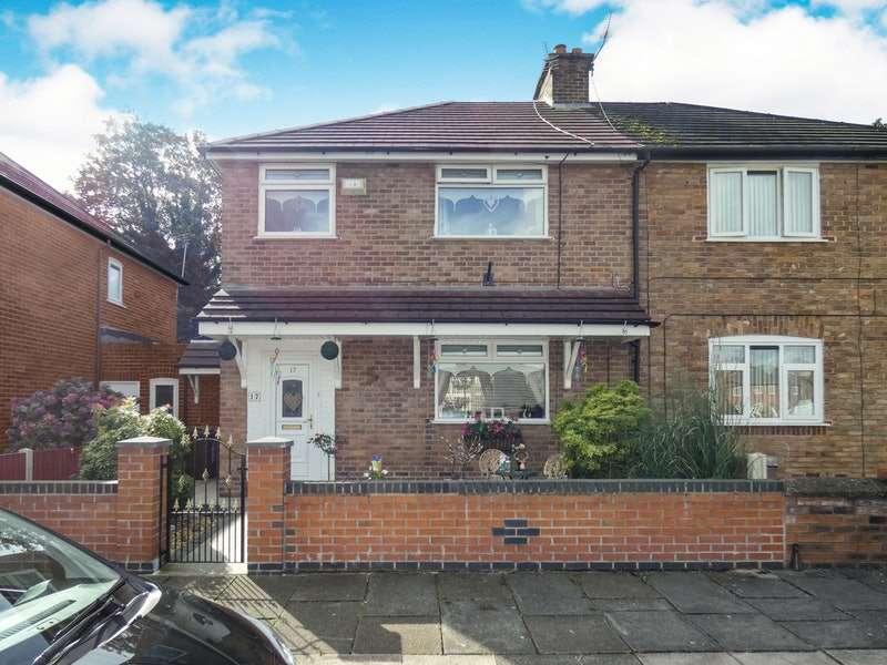 3 Bedrooms Semi Detached House for sale in martin avenue, merseyside, Merseyside, WA12