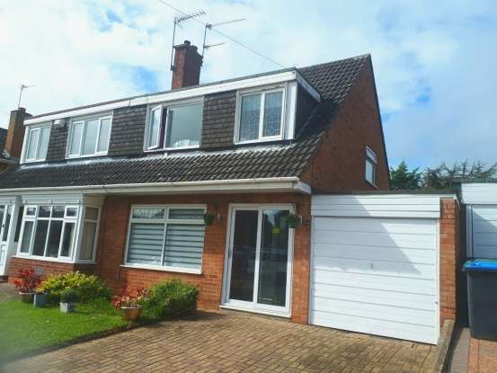3 Bedrooms Semi Detached House for sale in St. Judes Avenue, Studley, Warwickshire, B80 7JA