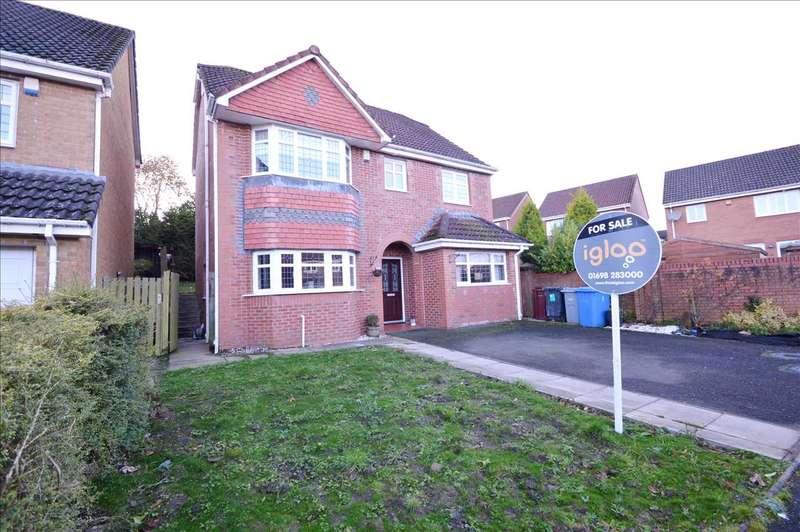 4 Bedrooms Detached House for sale in Skylands Rise, Hamilton