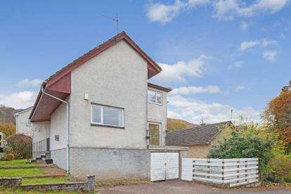 3 Bedrooms Detached House for sale in Aileymill Gardens, Greenock