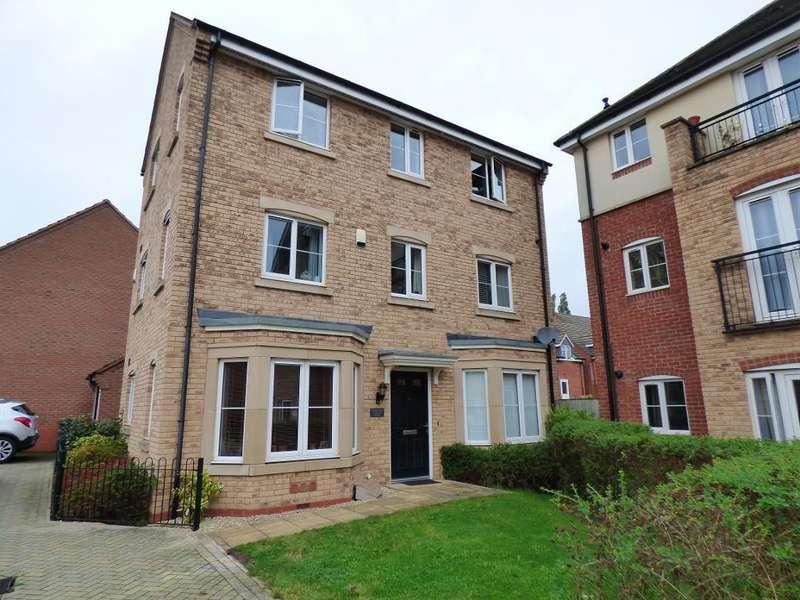 4 Bedrooms Detached House for sale in Saxon Court, Northfield, Birmingham, B31 2GD