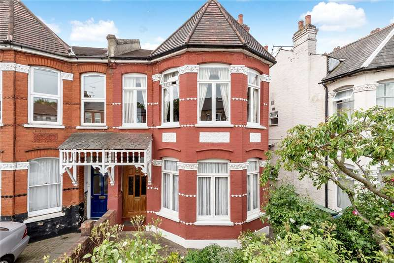 4 Bedrooms Semi Detached House for sale in Palmerston Crescent, Palmers Green, London, N13