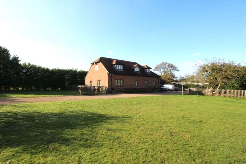 4 Bedrooms Detached House for sale in The Street, Wormshill, Sittingbourne, ME9