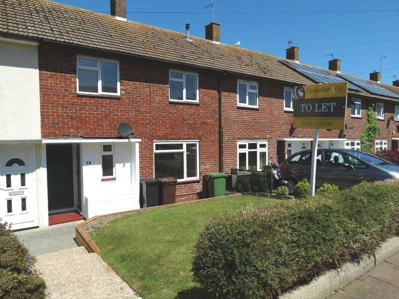 2 Bedrooms Terraced House for rent in Ashgate Road, Eastbourne