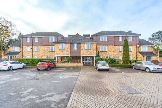 2 Bedrooms Apartment Flat for sale in Byron Court, Windsor, Berkshire