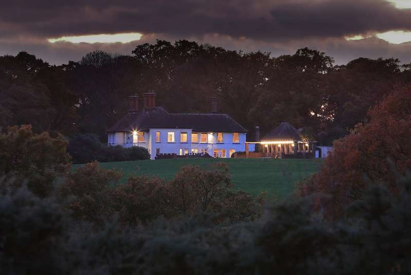 6 Bedrooms Land Commercial for sale in Nr. Shirley Holms, Lymington, Hampshire