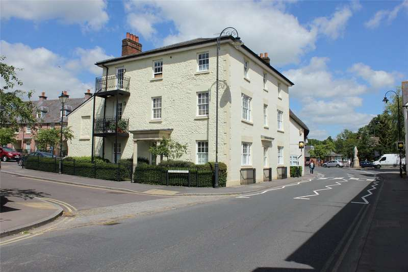 1 Bedroom Flat for sale in Phoenix House, Phoenix Square, Pewsey, Wiltshire, SN9