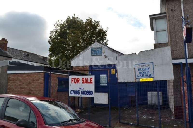 Garage Commercial for sale in Rugby Road, Newport, Gwent. NP19 0BS