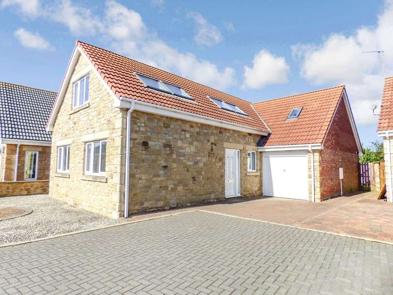 5 Bedrooms Property for sale in Mansion Court, Bedlington, Bedlington, Northumberland, NE22 5LE