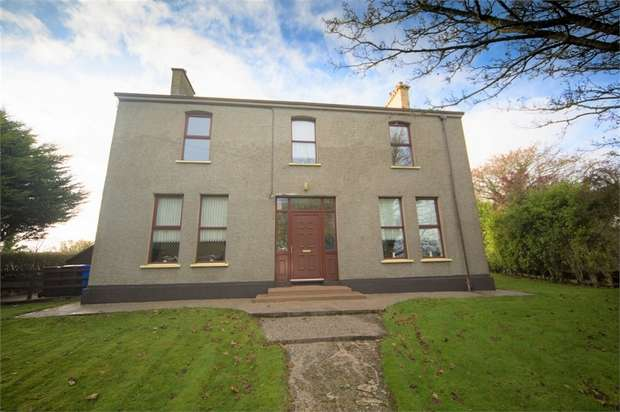 4 Bedrooms Detached House for sale in Ballywalter Road, Millisle, Newtownards, County Down