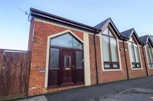 3 Bedrooms Semi Detached Bungalow for sale in Gelli Road, Ton Pentre, Pentre, Mid Glamorgan
