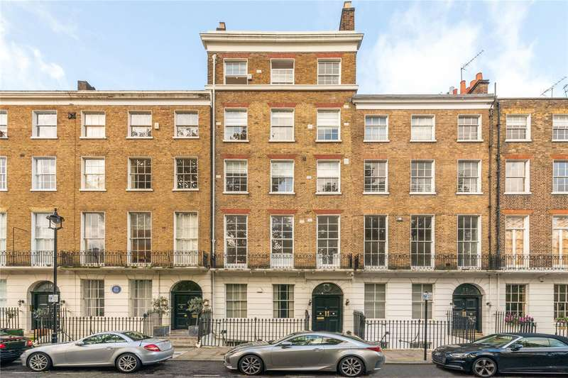 3 Bedrooms Apartment Flat for sale in Dorset Square, Marylebone, London, NW1