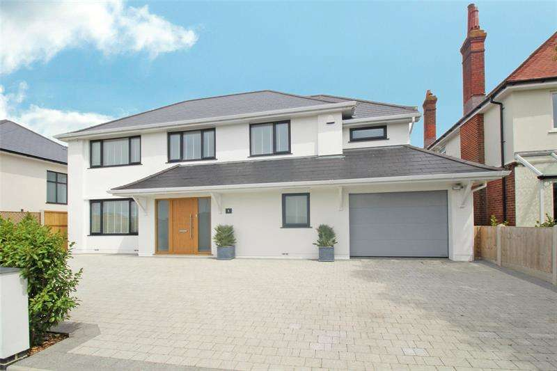 4 Bedrooms Detached House for sale in South View Road, Christchurch, Dorset, BH23