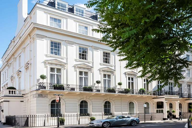 2 Bedrooms Apartment Flat for sale in Eaton Square, London SW1W
