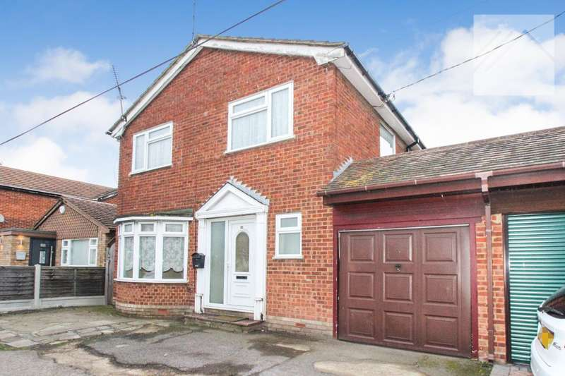 3 Bedrooms Detached House for sale in Elder Tree Road, Canvey Island