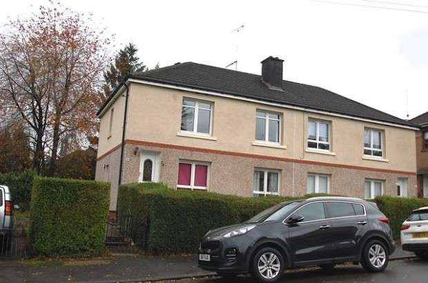 2 Bedrooms Flat for sale in 28 Midlem Drive, Cardonald, G52