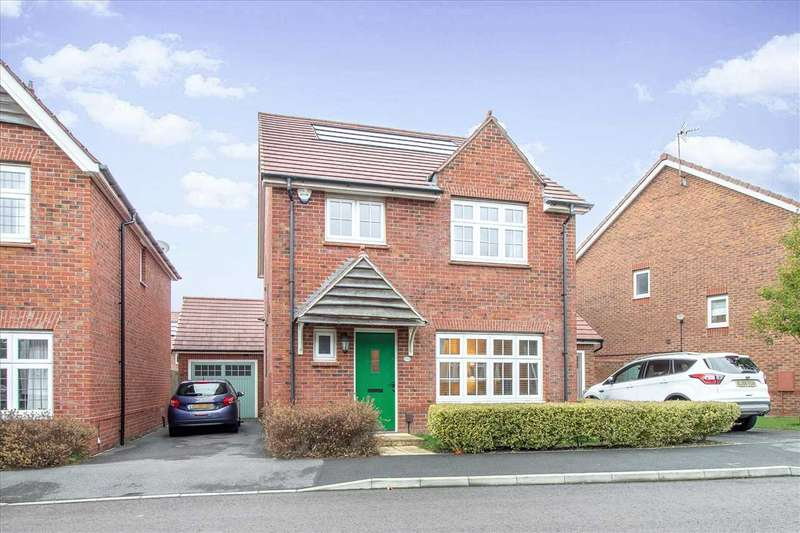4 Bedrooms Detached House for sale in Nicholas Road, Barton Seagrave
