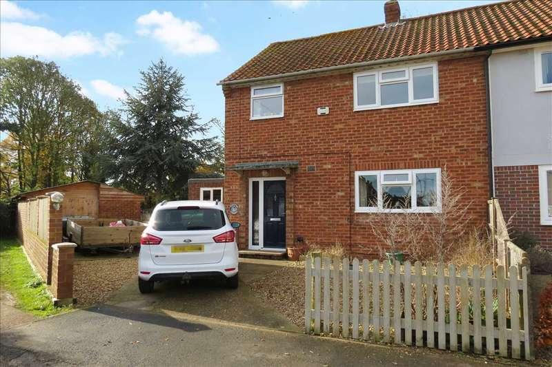 3 Bedrooms Semi Detached House for sale in Queensway, Ruskington