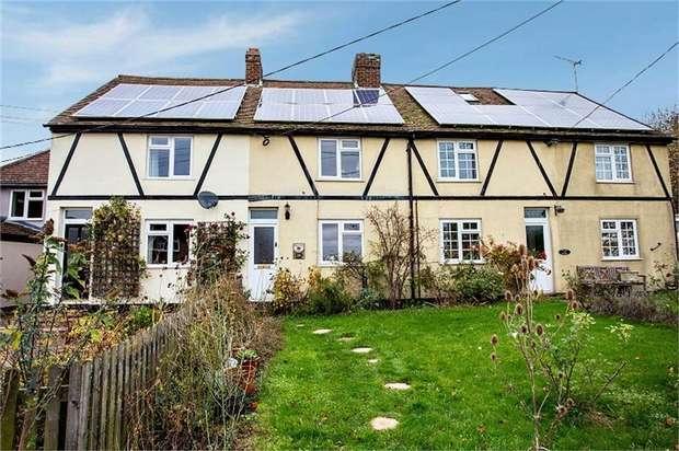 2 Bedrooms Terraced House for sale in Village Road, Cockayne Hatley, Sandy, Bedfordshire