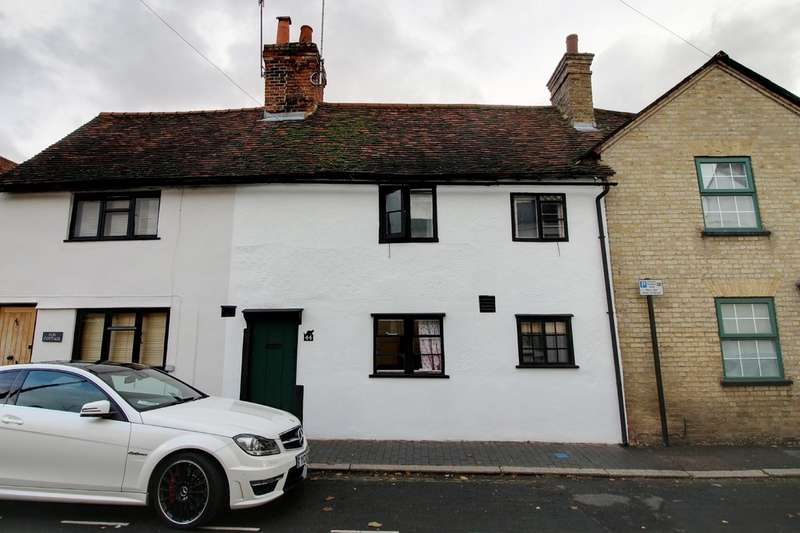 2 Bedrooms Terraced House for sale in Crib Street, Ware