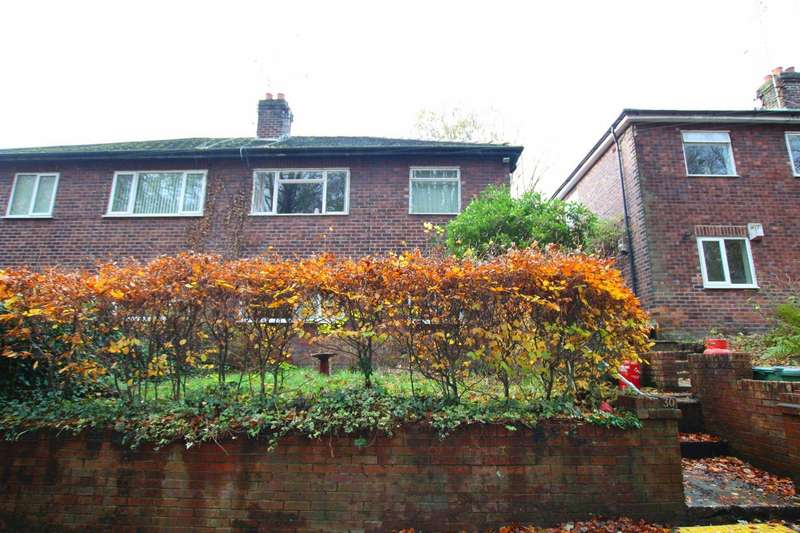 2 Bedrooms Apartment Flat for sale in Clough Drive, Manchester