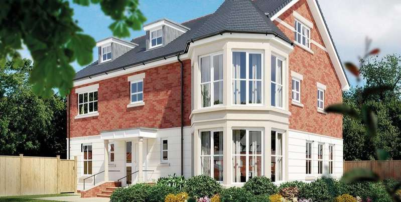 5 Bedrooms Detached House for sale in The Springfield, Richmond Point, Queensway, Lytham St Annes