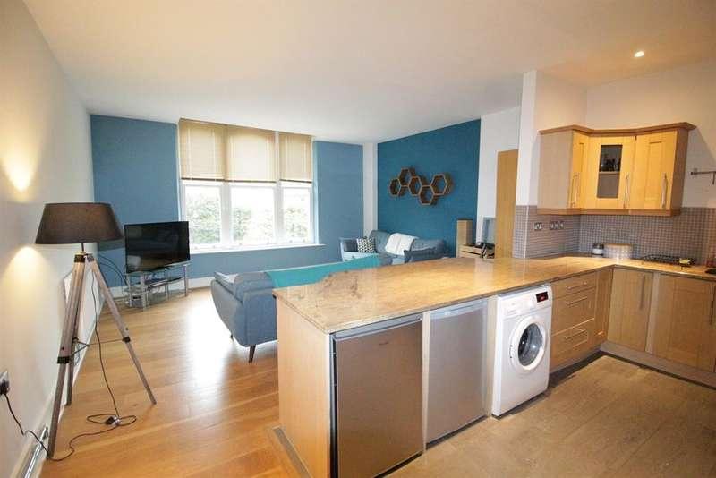 2 Bedrooms Apartment Flat for sale in Alexandra Drive, Liverpool, L17 8TA