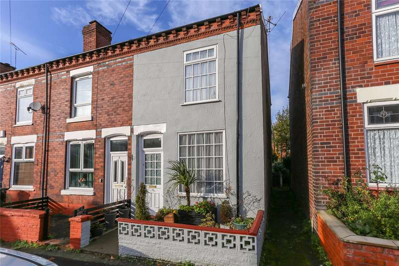 2 Bedrooms End Of Terrace House for sale in Farmer Street, Heaton Norris, Stockport, SK4