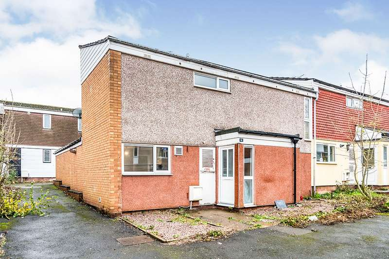 3 Bedrooms End Of Terrace House for sale in Summerhill, Sutton Hill, Telford, Shropshire, TF7