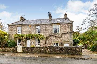 5 Bedrooms Detached House for sale in Green Beck House, Halton, Lancaster, Lancashire, LA2