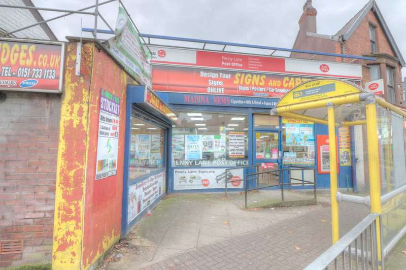 Commercial Property for rent in Smithdown Road, Allerton
