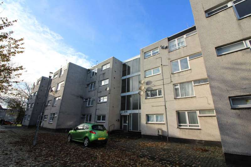 2 Bedrooms Flat for sale in MacAdam Square, Ayr