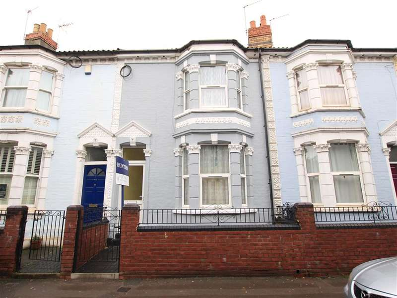 2 Bedrooms Terraced House for sale in Albion Road, Easton, Bristol, BS5 6