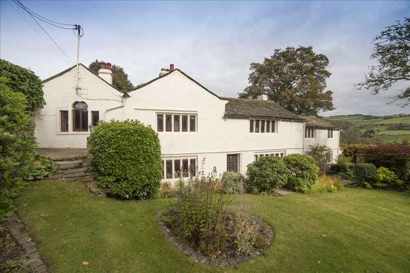 5 Bedrooms Property for sale in Greave House, Ellen Royd Lane, Halifax