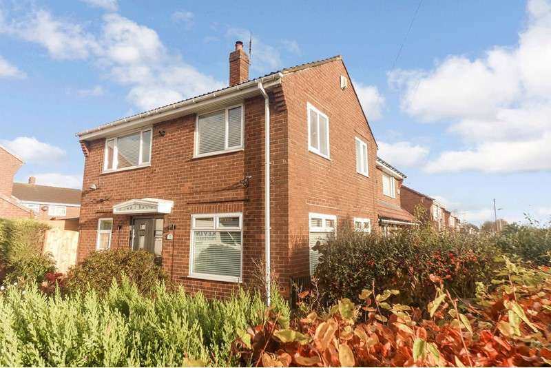 3 Bedrooms Property for sale in School Avenue, Choppington, Northumberland, NE62 5DN