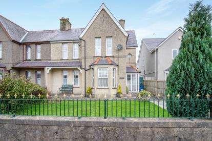 3 Bedrooms Semi Detached House for sale in Victoria Road, Penygroes, Caernarfon, Gwynedd, LL54