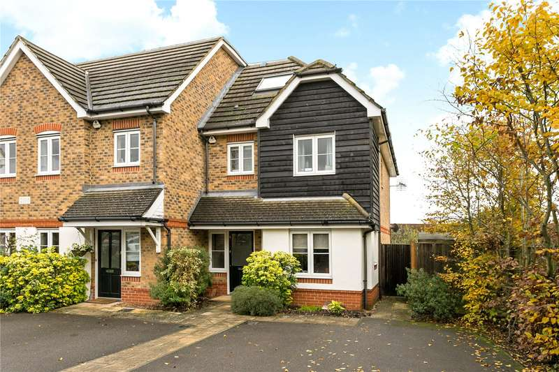 4 Bedrooms Mews House for sale in Dalby Gardens, Maidenhead, Berkshire, SL6