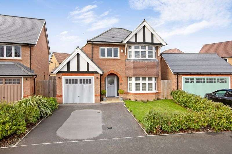 3 Bedrooms Property for sale in Rossiter Close Bathpool, Taunton