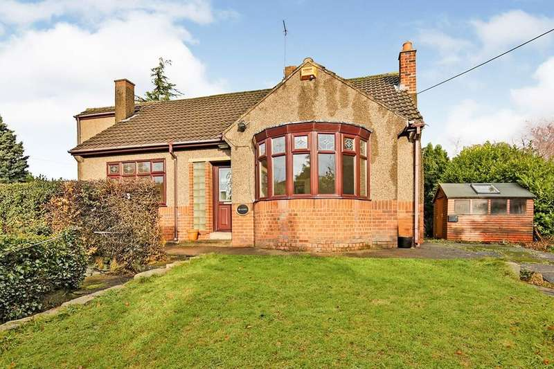 3 Bedrooms Detached Bungalow for sale in Clough Dene, Tantobie, Stanley, DH9