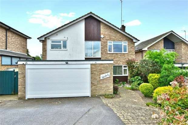 5 Bedrooms Detached House for sale in Wheelers Orchard, Chalfont St Peter, Buckinghamshire