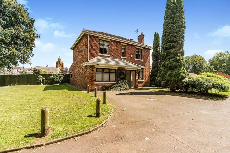 4 Bedrooms Detached House for sale in Mayfair Gardens, Tipton, West Midlands, DY4