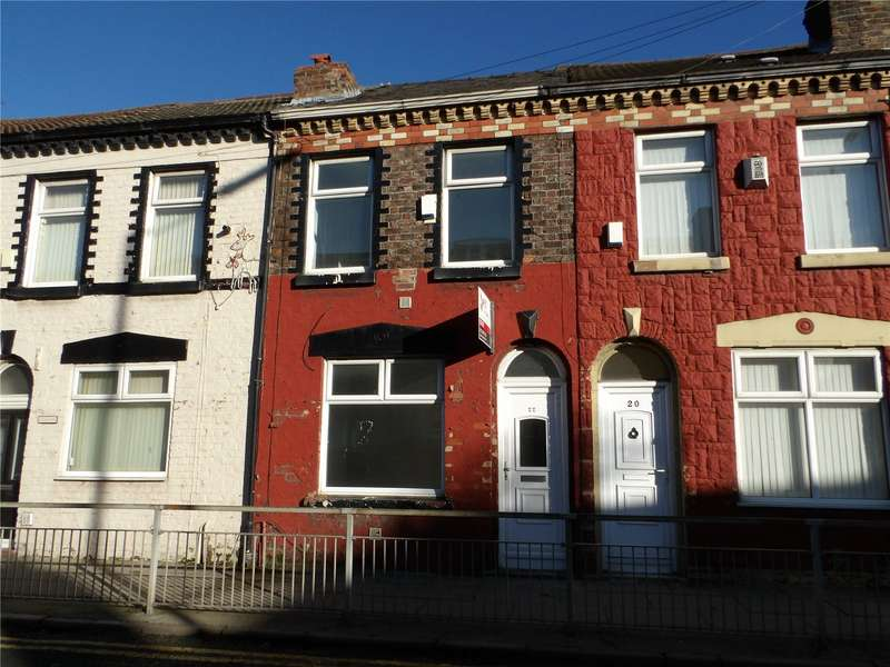 3 Bedrooms Terraced House for sale in Oakfield Road, Anfield, Liverpool, Merseyside, L4
