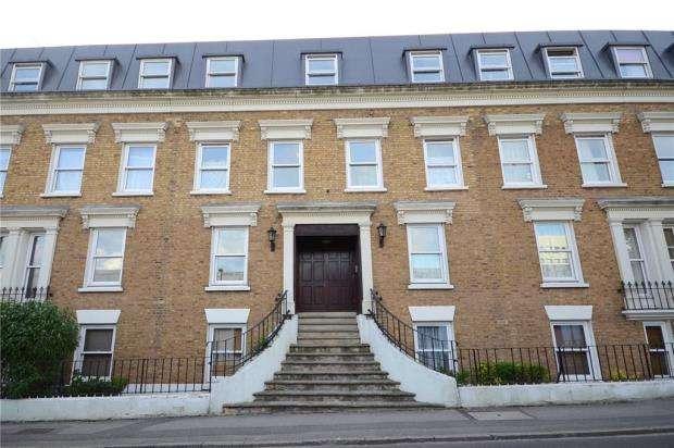 1 Bedroom Studio Flat for sale in Culdrose House, 1 Frederick Street, Aldershot